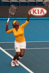 204px-Melbourne_Australian_Open_2010_Serena_Serve