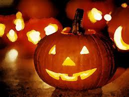 Halloween a Villa Adriana