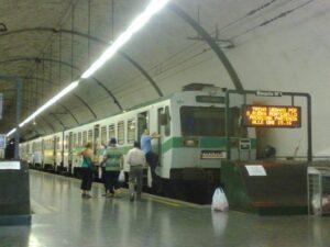 ferrovia roma nord