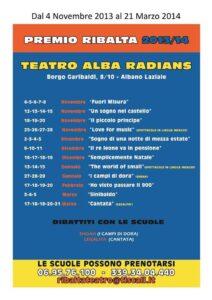 premio ribalta albano