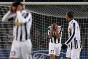 Juventus vs Bayern Monaco - UEFA Champions League 2009-2010 matchday 6