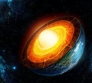 Divisione interna della Terra